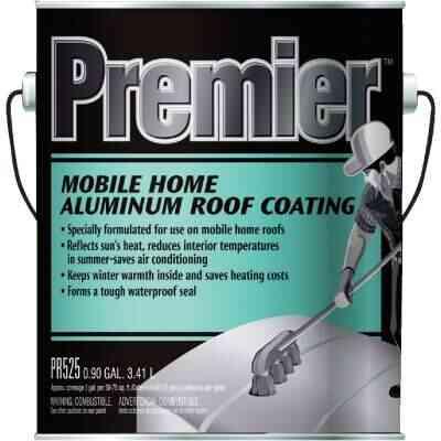 Premier 525 1 Gal. Mobile Home Aluminum Roof Coating