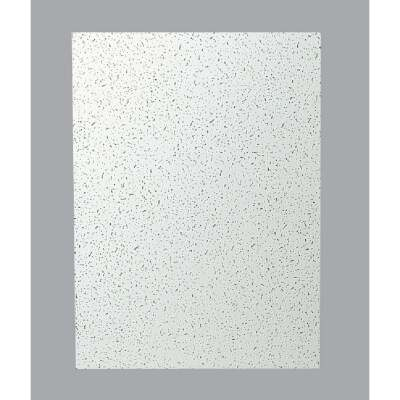Plateau 2 Ft. x 4 Ft. White Mineral Fiber Ceiling Tile (8-Count)