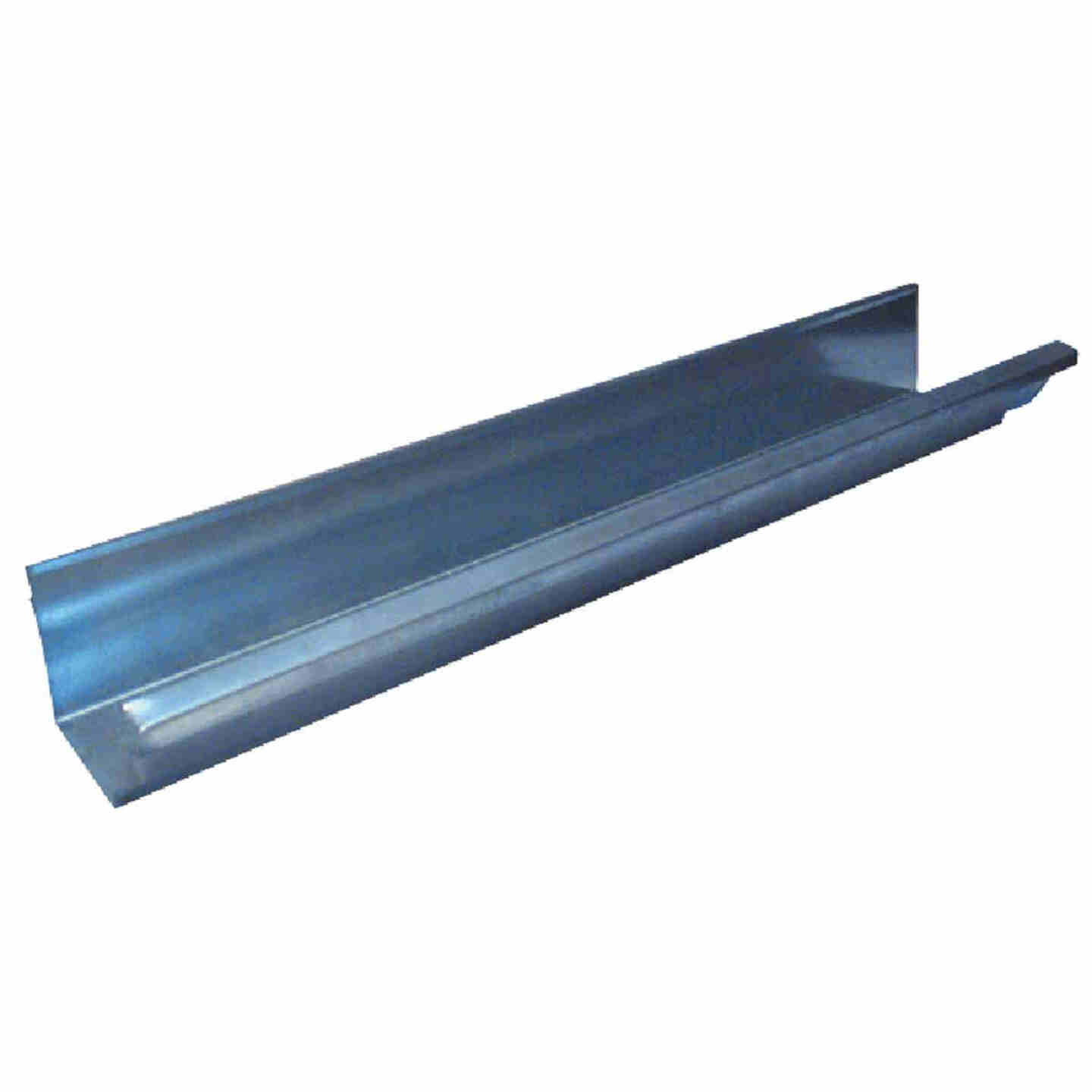 NorWesco 4 In. x 10 Ft. K-Style Galvanized Gutter Image 1