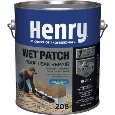 Henry Wet Patch 1 Gal. Roof Cement and Patching Sealant
