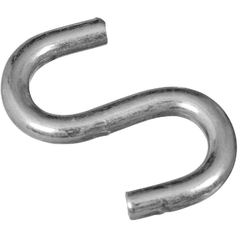 National 1-1/2 In. Zinc Heavy Open S Hook (4 Ct.) Image 1