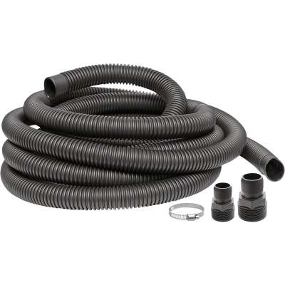 Superior Pump 1-1/4 In. Dia. x 24 Ft. L Universal Sump Pump Hose Kit