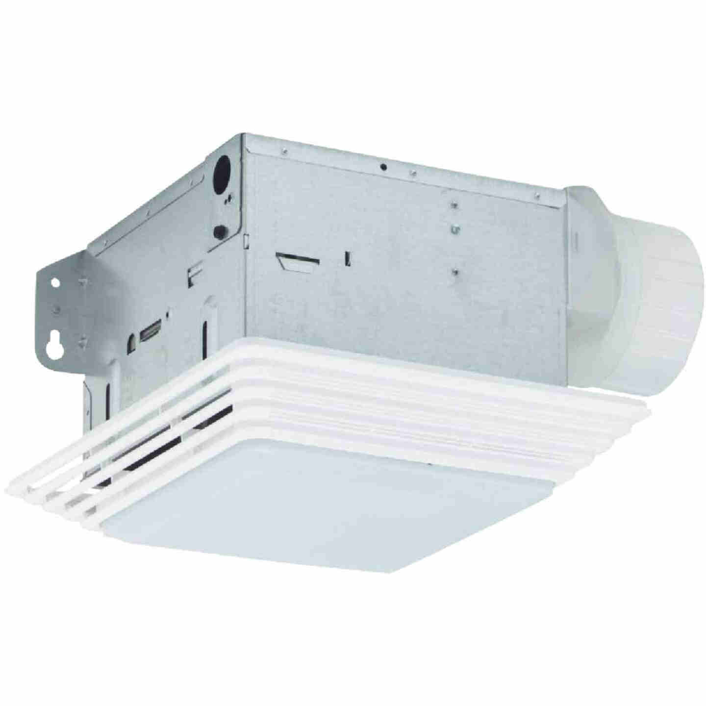 Broan 50 CFM 2.5 Sones 120V Bath Exhaust Fan Image 1