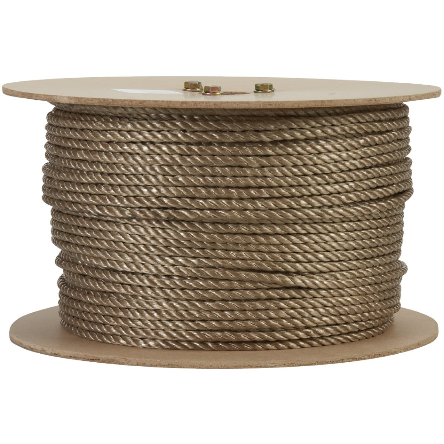 Do it 1/4 In. x 600 Ft. Brown Twisted Unmanila Polypropylene Rope Image 1