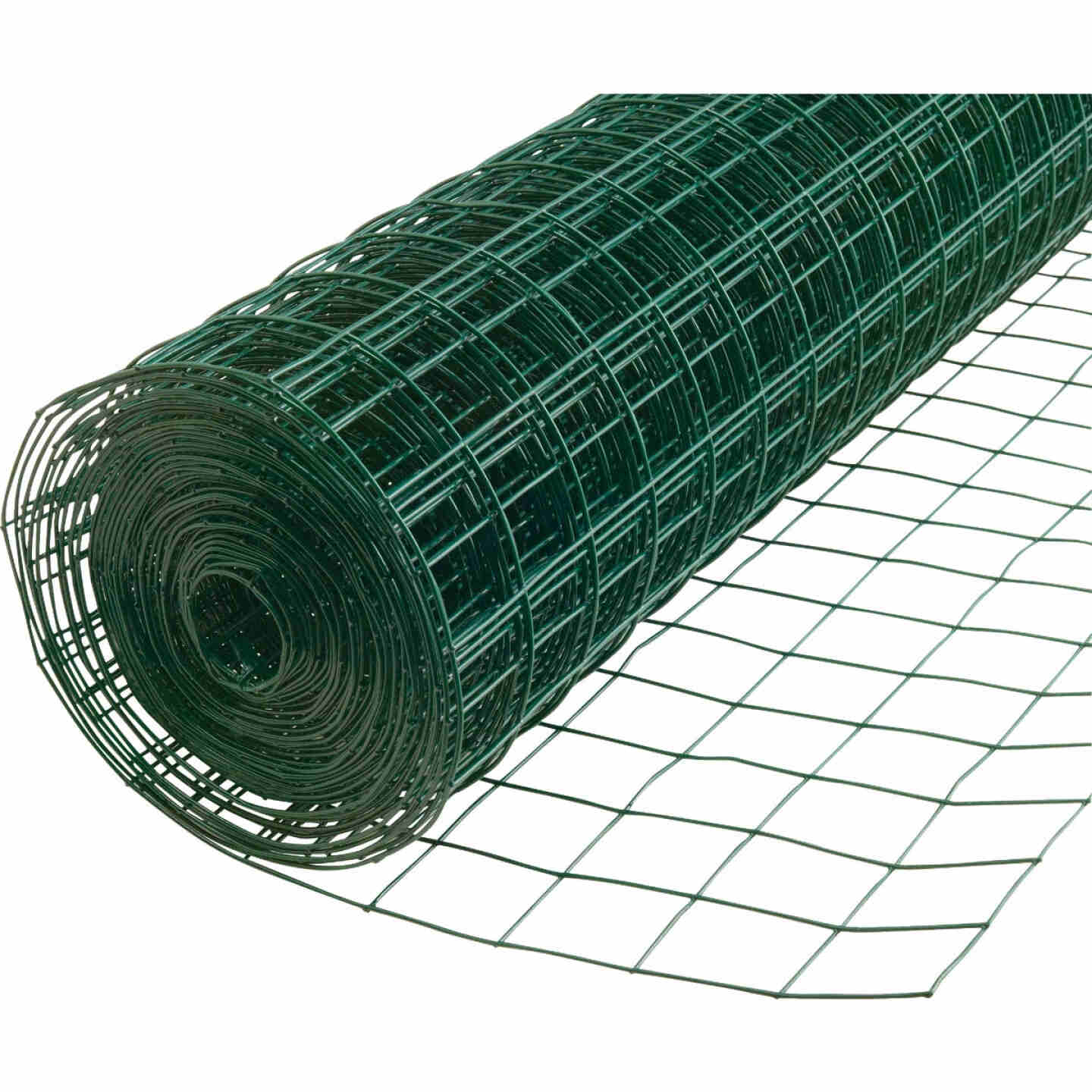Do it 36 In. x 50 Ft. (2x2-1/2) Vinyl-Coated Galvanized Welded Wire Fence Image 1